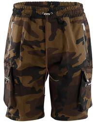 Represent - Military Shorts Gladys - Lyst
