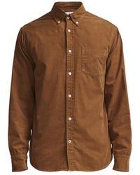 NN07 Shirt 1965723395-830 - Bruin