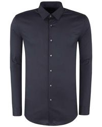 BOSS by Hugo Boss Herwing Shirt - Zwart