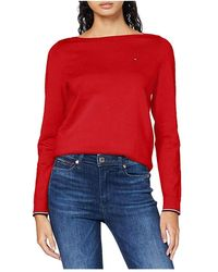 Tommy Hilfiger Sweater - Rouge