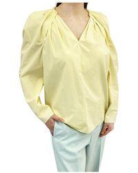 Givenchy Bluse - Amarillo