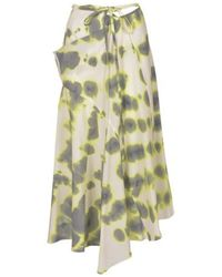 Sportmax Skirt - Vert