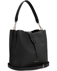 Coccinelle Hobo Bag Alba Negro