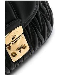 Miu Miu Handbag - Zwart