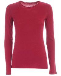 Majestic Filatures T-shirt - Rojo