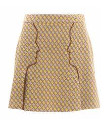 Vivetta Skirt C0214747 - Naturel
