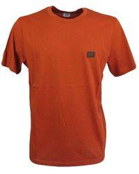 C.P. Company T-shirt - Oranje