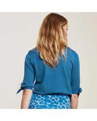 FABIENNE CHAPOT Sweater Azul