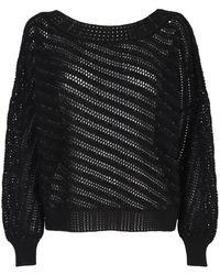 Ermanno Scervino Sweater - Zwart