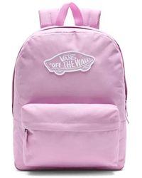 Vans Mochila Realm Backpack - Roze