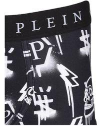 Philipp Plein Underwear Negro