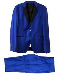 Karl Lagerfeld Costume 3 Pièces - Blauw