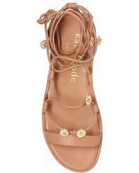 Kate Spade Sprinkles sandals Beige - Neutro