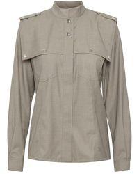 Gestuz Vira shirt - Marrone