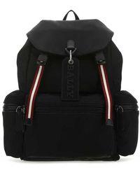 Alexander McQueen Backpack - Zwart