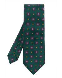 Etro Tie - Groen