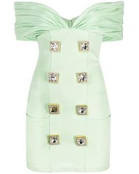 Balmain Dress - Verde