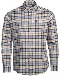 Barbour Tailored Shirt - Naturel
