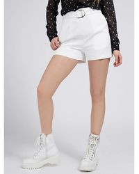 Guess Trousers Blanco