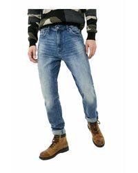 Guess Jean slim stretch - Bleu