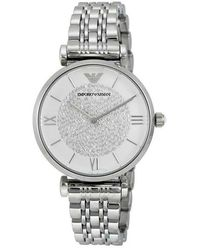 Emporio Armani Watch - Grau