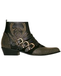Anine Bing Boots penny - Negro