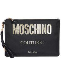 Moschino Bag - Noir