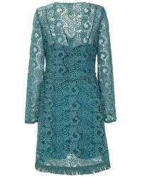 Pinko Solitudine Dress - Groen