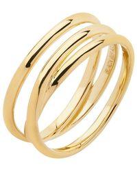 Maria Black Ring Emelie Wrap - Giallo