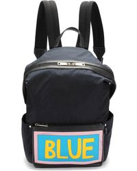 Fendi Vintage Pre-owned Backpack - Blau