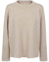 Proenza Schouler Oversized Sweater - Naturel