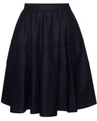 Aspesi Skirt - Blauw