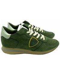 Philippe Model Sneakers - Groen