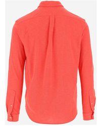 Ralph Lauren - Camisa Rojo - Lyst