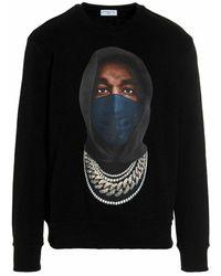 ih nom uh nit Sweatshirt - Zwart