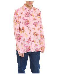 Versace Shirt Rosa