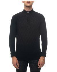 Kiton Cashmere cardigan - Noir