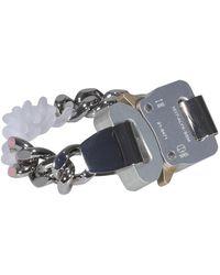 1017 ALYX 9SM Bijoux bracelet Blanco