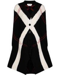Alexander McQueen Sweater - Zwart
