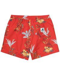 Carhartt WIP Drift Swim Shorts - Rood