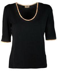 Alviero Martini 1A Classe T-shirt - Zwart
