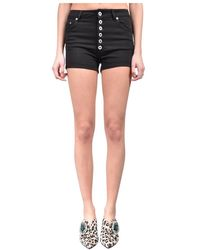 Dondup - Shorts Modello Klum - Lyst