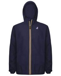 K-Way Jacket - Blauw