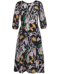 Diane von Furstenberg Dress - Zwart