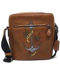 COACH Shoulder Bag - Bruin