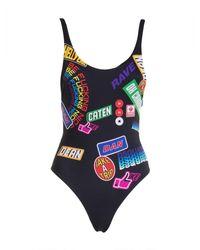 DSquared² Swimsuit - Zwart