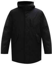 Rag & Bone Hooded coat - Nero