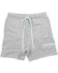 Fear Of God Essentials Shorts - Grijs