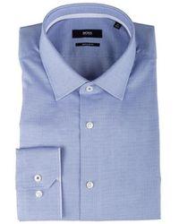 BOSS by Hugo Boss Gelson Shirt - Blauw