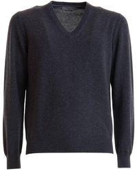 Corneliani Sweater - Grijs